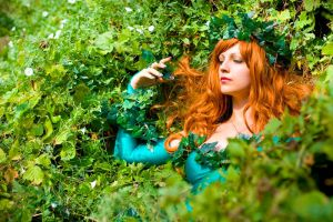 queen of plants by ormeli