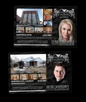 flyer for real estate agent (casa bella) by sounddecor