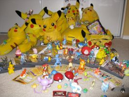 My Pokemon Collection by sabi-cookie-lover