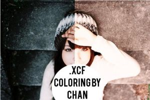 .xcf Gimp Coloring#4 by ChanGraphic by ChanGraphics