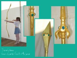 EARTH GIRL ARJUNA - Bow by AridelaAriadne