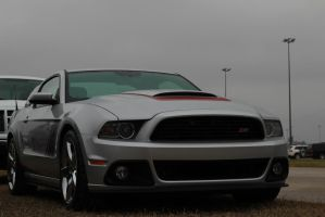 Rainy Roush by KyleAndTheClassics