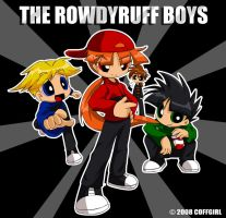 The Rowdyruff Boys 2008 by Coffgirl