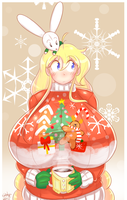Tis the Season (for that sweater) by theycallhimcake