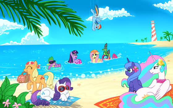 summer celebration by CSImadmax