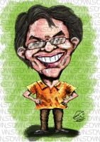 Caricature2 by WiN-SoY