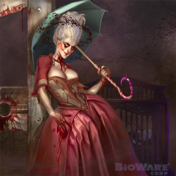 Age of Champions Marie Antoinette by anotherdamian