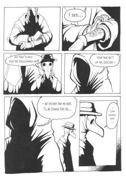 The Plague Doctor - page 7 by oomizuao