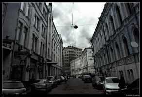 Moscow by MacLoudDS