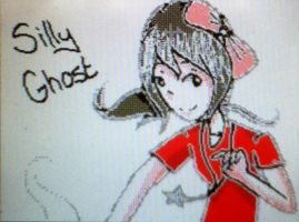 Sillyghost-Dsi Version by SuperDorkyChick