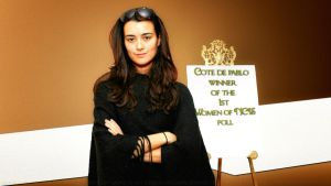 Cote De Pablo WINNER by Dave-Daring