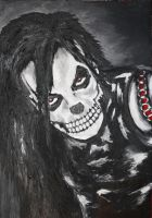 Michale Graves (Misfits) by lunachick86