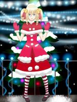 I wait for the Christmas by kagerou22