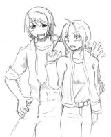 FMA: They thought i'm a guy by qianying
