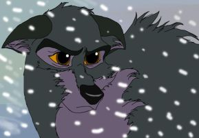 Balto- A Wolf Can Photoshopped by MegBeth