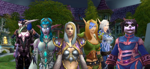 women of the alliance by featherunner