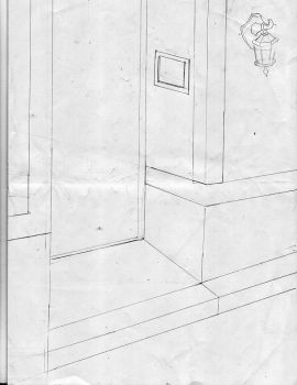 Perspective Drawing 1 by ISuckAtLifeRealbad