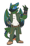 New Anthro look for 2016 by Jamie-the-Luxray-95