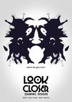 Look Closer Graphics by gones