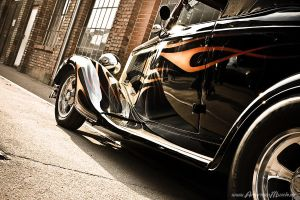 Ford Hot Rod Flames by AmericanMuscle