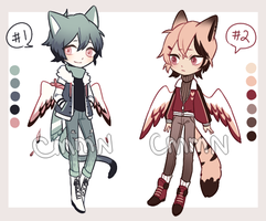 ADOPTS - [CLOSED] by cmmn