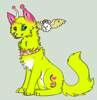 CO:: FluffPluff by canddei