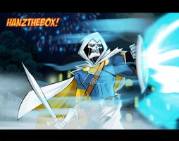 Taskmaster by hanzthebox