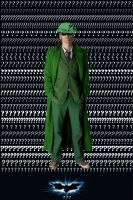 David Tennant as The Riddler by dacaz5