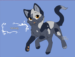 Melody(Breedable) OPEN by Sterling-Adopts