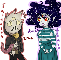 Diffrent Worlds by RottenAlice
