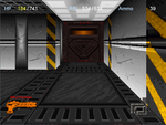 System Shock fan game in RPG maker screen 2 by ThePrinceofMars