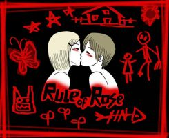 Rule of Rose - Kiss by ForeverSonu