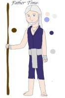 RotG OC Father Time by harpseal16