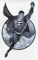 Classic Superman by ChristopherStevens