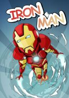 Iron Man by NikiVandermosten