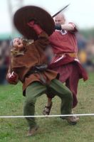 fight scene3:Lachute medieval by damocles-shop