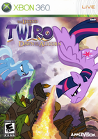 The Legend of Twiro: Dawn of the Alicorn by nickyv917
