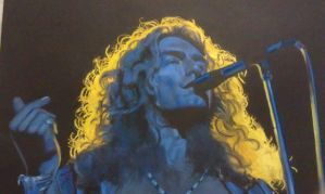 Robert Plant by calistudmuffin