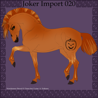 Joker Import 020 by Cloudrunner64