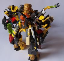 Steelax Master of Weapons (my Self-MOC) 8 by SteelJack7707