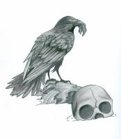 The Crow of Death by experiment48602