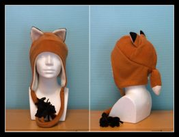 Fox Hat v.2 by Kjiram