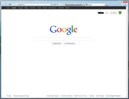New Google! Again... by Misaki2009