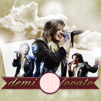 PNG Pack (76) Demi Lovato by blacktoblackpngs