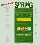Spring Journal Vol.1.1 - Easy.Install by poserfan