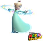 Rosalina - Super Mario 3D World by Legend-tony980