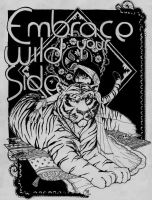 Embrace your wild side by Inyade