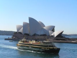 Iconic Sydney by bluebelle-88