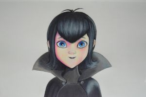 Mavis (Hotel Transylvania) by domerelly