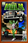 She-Hulk - Super Duty by TheDemonEtrigan